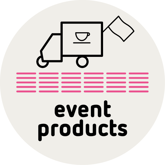 Blinkink Event products