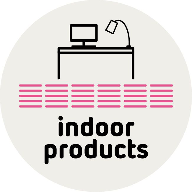 Blinkink Indoor products