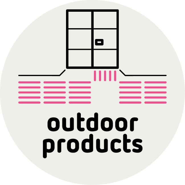 Blinkink Outdoor products